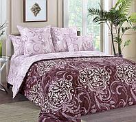 """ТексДизайн Комплект постельного белья """"Гранд""""  2 спальный евро, перкаль, фото 1"""