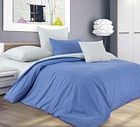 """ТексДизайн Комплект постельного белья """"Черничный десерт""""  2 спальный евро, перкаль"""