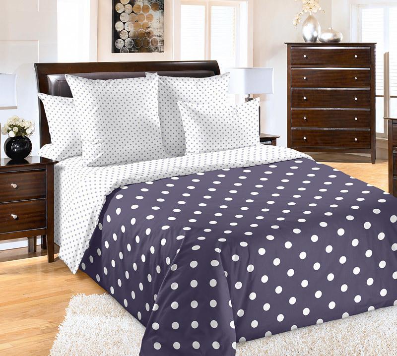 """ТексДизайн Комплект постельного белья """"Элис""""  2 спальный евро, перкаль"""