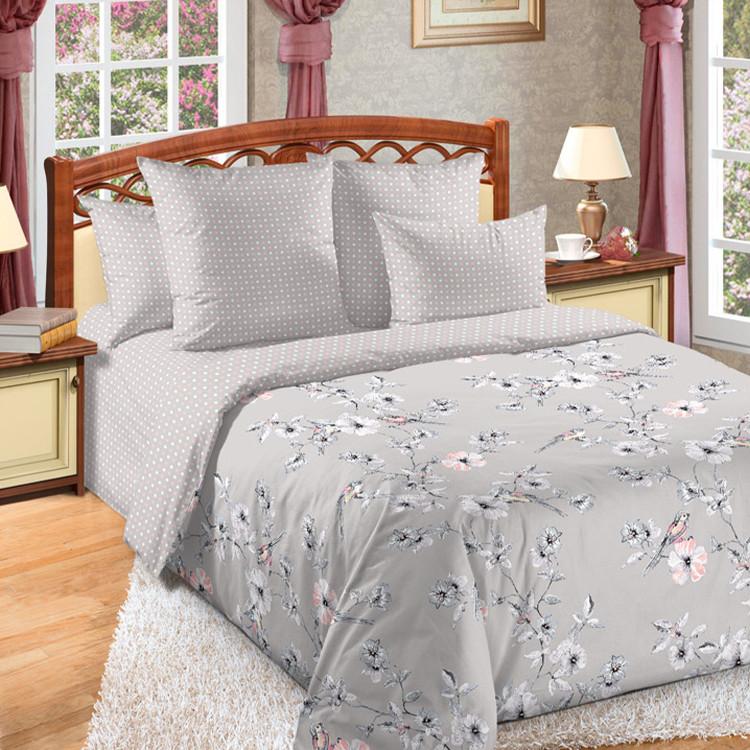 """ТексДизайн Комплект постельного белья """"Камилла""""  2 спальный евро, перкаль"""