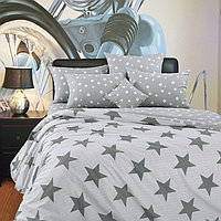 """ТексДизайн Комплект постельного белья """"Орион""""  2 спальный евро, перкаль"""
