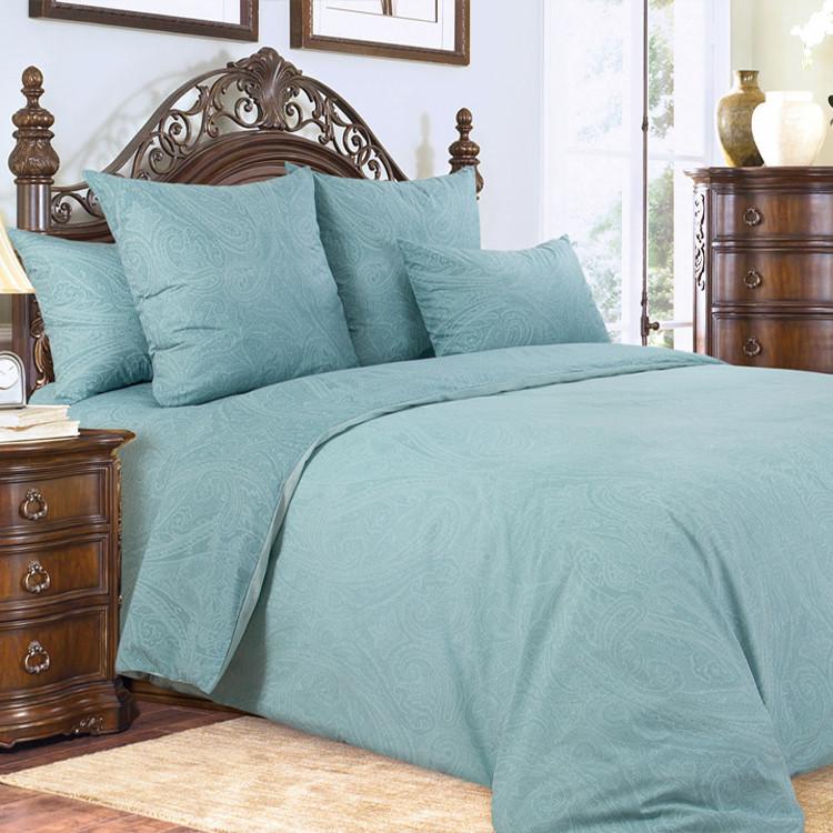 """ТексДизайн Комплект постельного белья """"Сон нимфы""""  2 спальный евро, перкаль"""