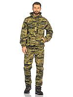 Костюм летний Стрелок цвет Тайгер питон ткань Смесовая (Сорочка)