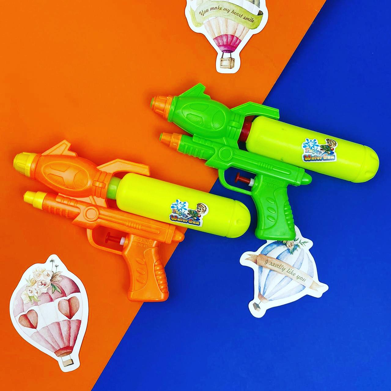 Водяные пистолеты