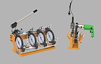 Elbor W630 Стыковой Сварочный Аппарат Для Полиэтилена