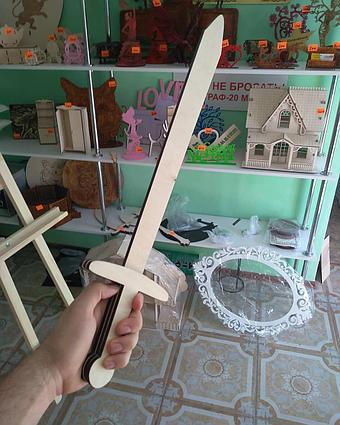 Нормандский меч