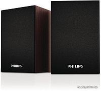 Колонки Philips SPA 5500 , 2,0 (корпус дерево), Алматы