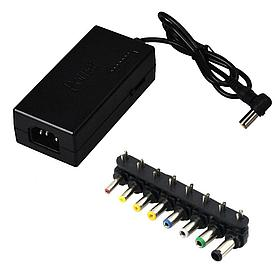 Универсальное зарядное устройство 90W для ноутбука, Laptop Universal Charger, 8 коннекторов Арт.4106