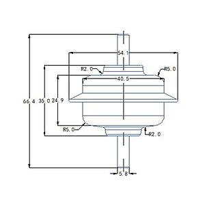 Ограничитель перенапряжения Deluxe YH1,5W-0,5/2,6 400 В