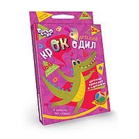 Настольная игра викторина Детский крокодил Danko Toys