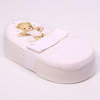 Кокон-матрас для новорожденного Топотушки Baby Cocon Лучик