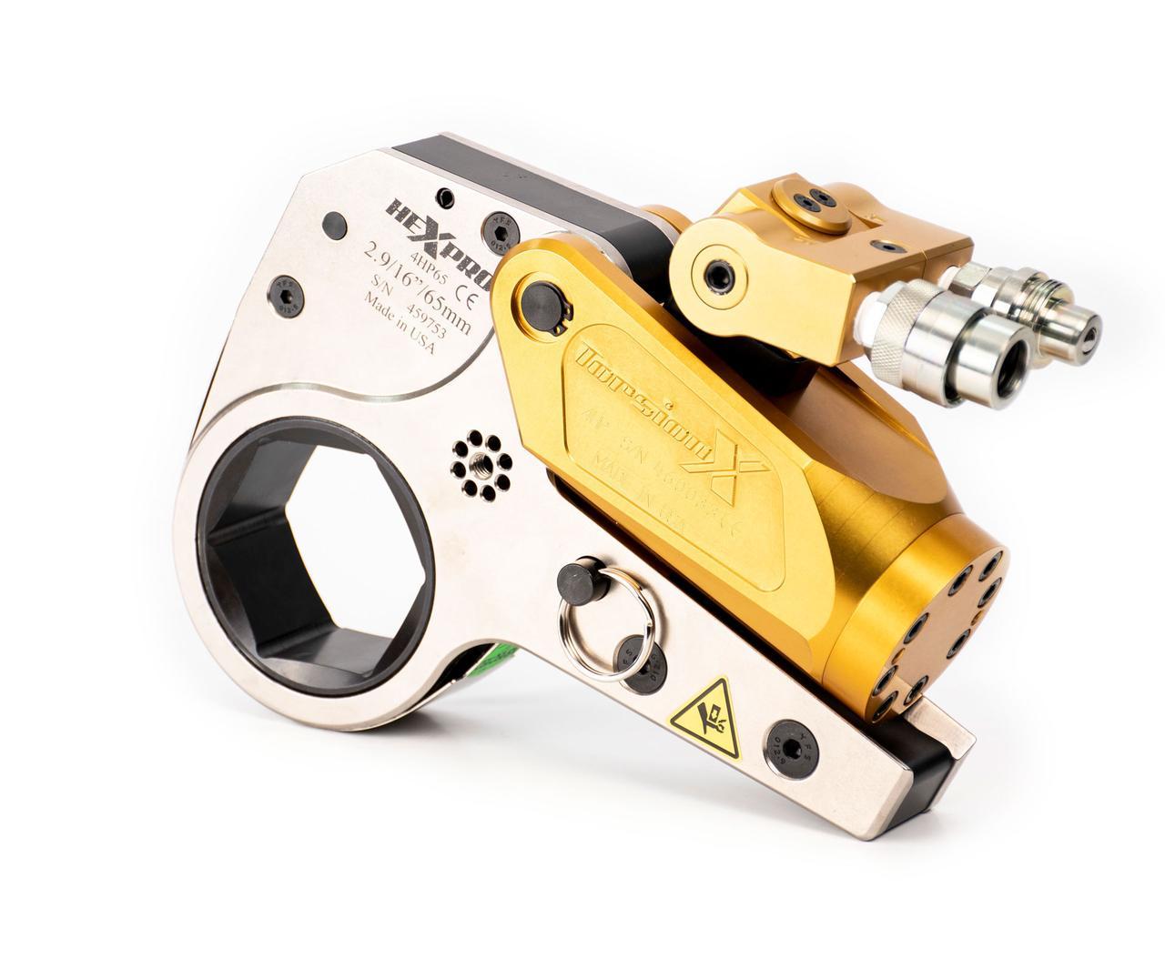 Ключи кассетные гидравлические с крутящим моментом TorsionX (220 Hm - 39,130 Nm)