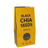 Семена чиа BLACK 150 г (Компас здоровья)