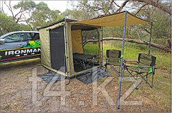 Палатка 2.5М * 2.5М к тенту с удлинителем + пол - IRONMAN 4X4