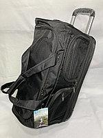 """Дорожная сумка на колесах, среднего размера""""Cantlor"""". Высота 35 см, ширина 56 см, глубина 29 см., фото 1"""