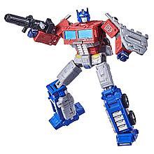 "Hasbro Трансформеры ""Война за Кибертрон: Класс Лидер"" -  Оптимус Прайм, Королевство"