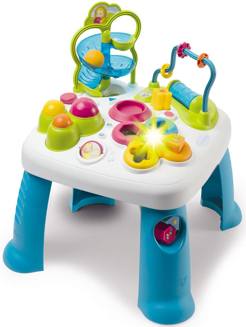 Интерактивная развивающая игрушка Smoby Игровой стол Cotoons 110426