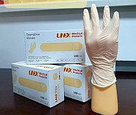 Латексные перчатки смотровые