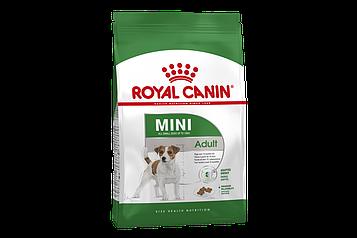 Роял Канин Сухой корм для взрослых собак мини пород