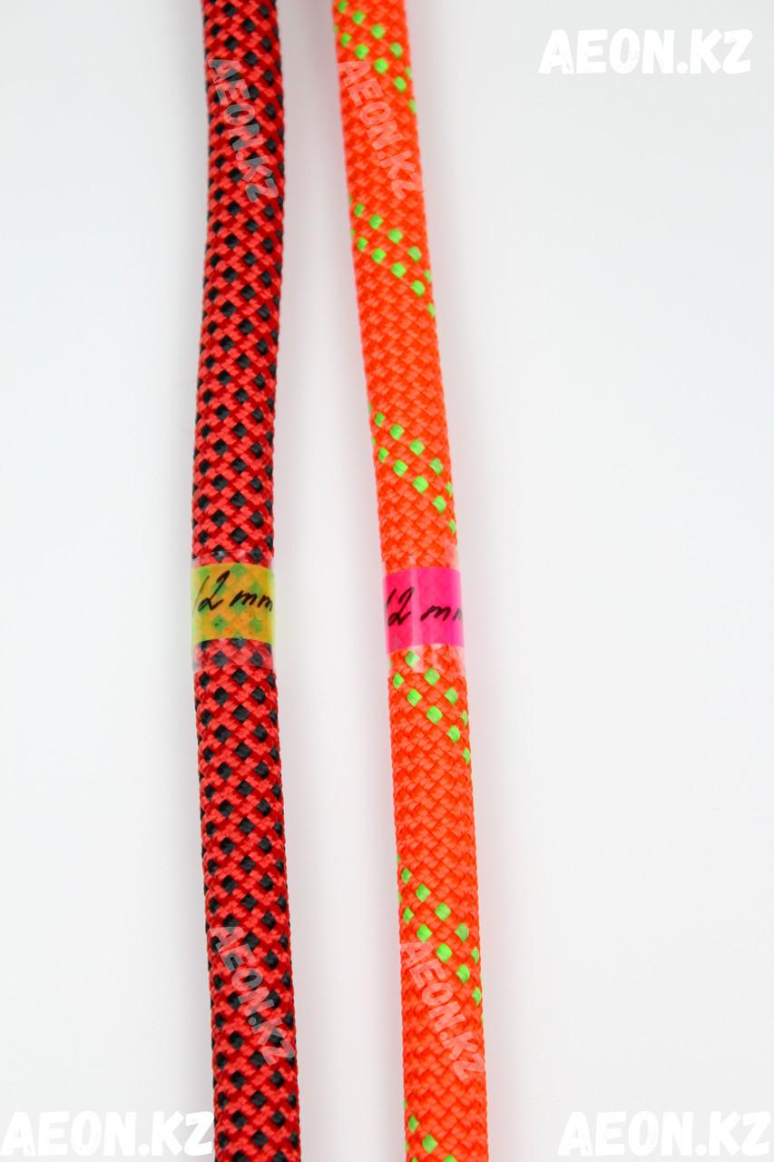 Веревка страховочно-спасательная 12 мм