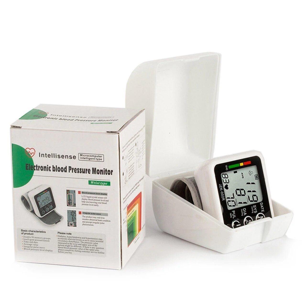 Тонометр Электронный на запястье Измеритель давления - фото 2