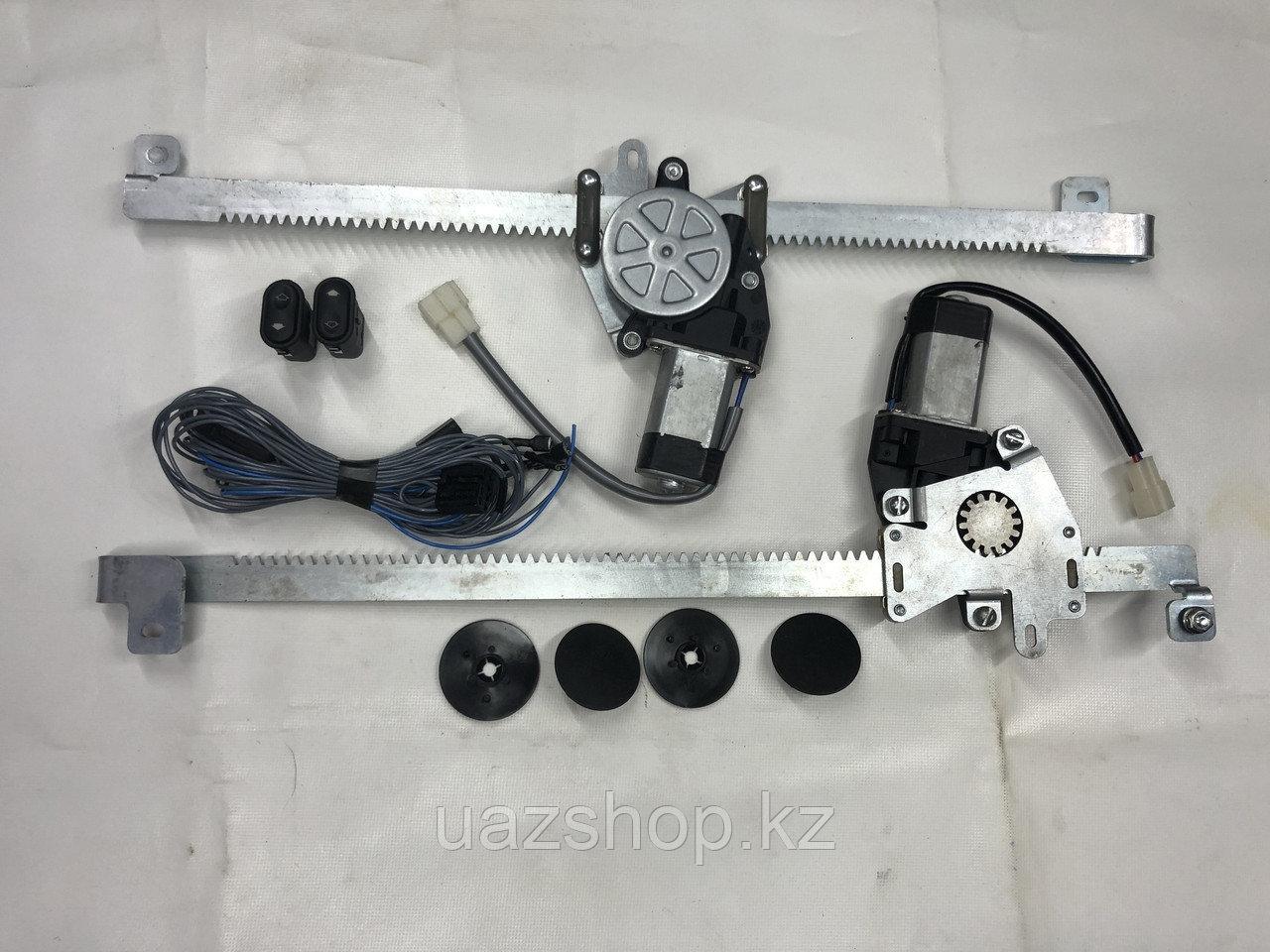 Комплект электростеклоподъемников УАЗ 452