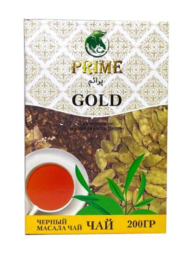 Прайм масала крупнолистовой черный чай 200 гр