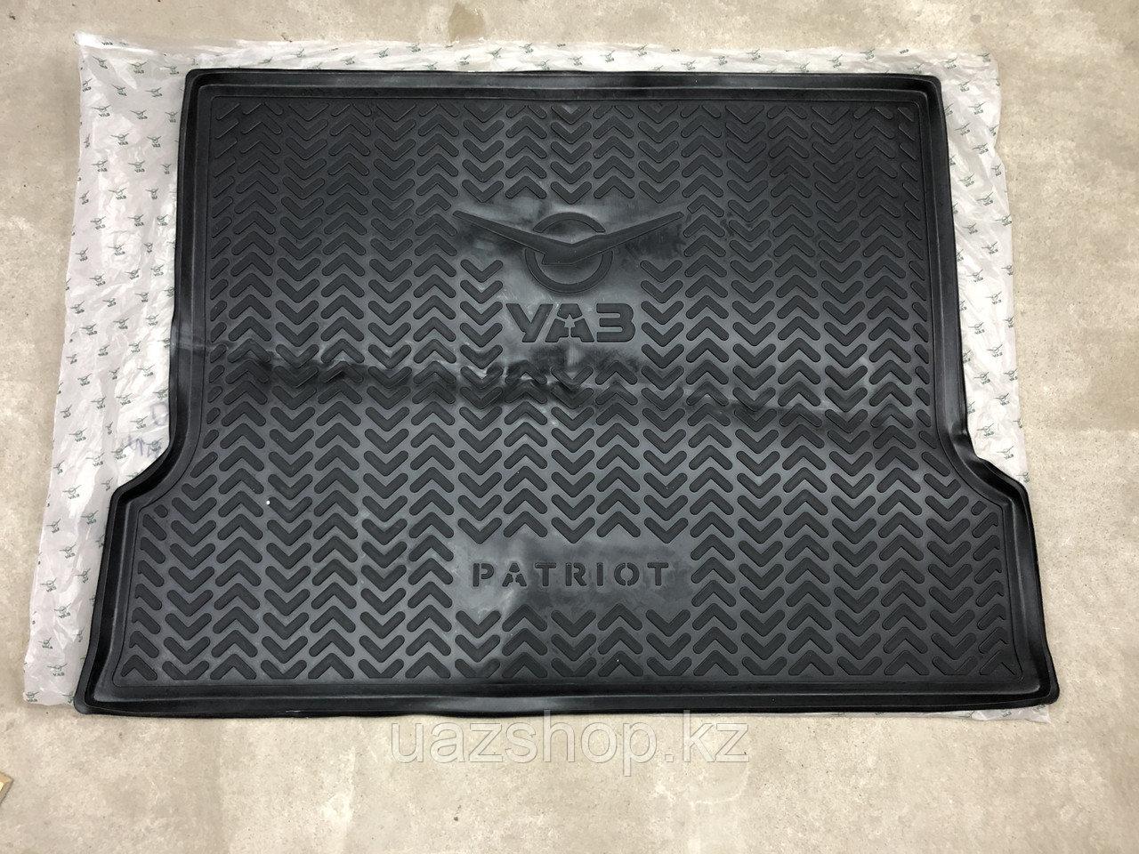 Коврик багажника УАЗ Patriot 2014-