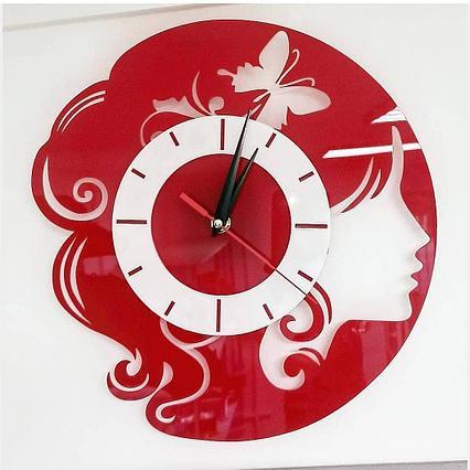 Дизайнерские настенные часы (4 вид)