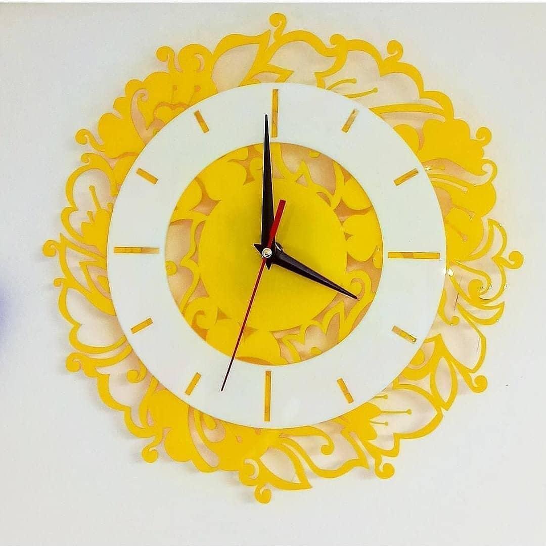 Дизайнерские настенные часы (5 вид)