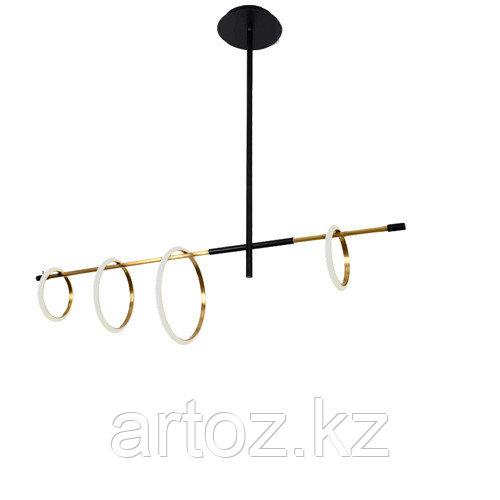 Светильник подвесной ULAOP-4 Long (Black)
