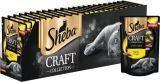 Sheba Craft 28шт.*75 гр КУРИЦА кусочки в соусе Влажный корм для кошек