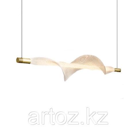 Светильник подвесной VAPOUR horizontal (Silver), фото 2