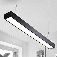 Линейный светодиодный светильник 20W 1.2 м холодный свет