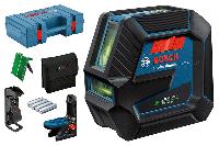 Лазерный уровень Bosch GCL 2-50 G + DK 10, фото 1
