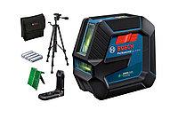 Лазерный уровень Bosch GLL 2-15 G + BT 150