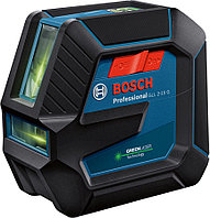 Лазерный уровень Bosch GLL 2-15 G Professional