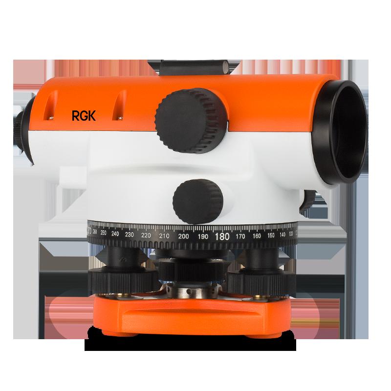 Оптический нивелир RGK C-20 с поверкой