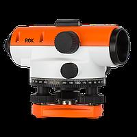 Оптический нивелир RGK C-20 с поверкой, фото 1
