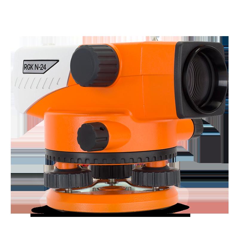 Оптический нивелир RGK N-24 с поверкой