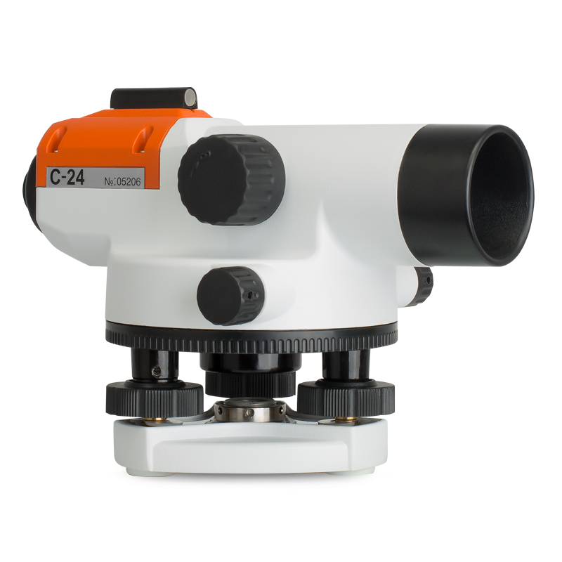 Оптический нивелир RGK C-24 с поверкой