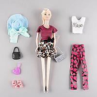 Sariel: Кукла с дополнительным нарядом и аксессуарами, в цветной юбке