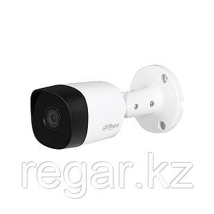 Цилиндрическая видеокамера Dahua DH-HAC-B2A21P-0360B