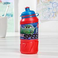 Бутылка «Тачки. Грани гонок», 420 мл