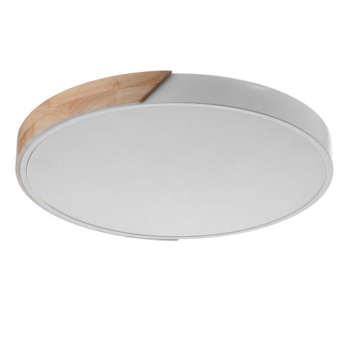 "Люстра ""Модена"" LED 3 режима 72Вт белый 51,5х50,5х5,5 см"