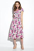 Женское летнее хлопковое платье Gizart 7212-1 44р.