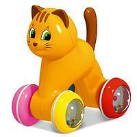 Игрушка-покатушка «Котик»