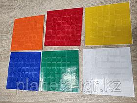 Наклейки 7х7 для кубика рубика для моделей Шенгшоу