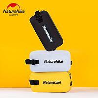 Водонепроницаемая сумка для плавательных принадлежностей 9 л белый/черный/желтый Naturehike NH20SN006, фото 1