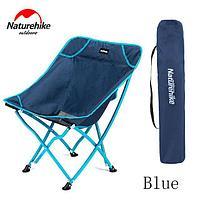 Складной стул синий Naturehike NH19JJ007, фото 1